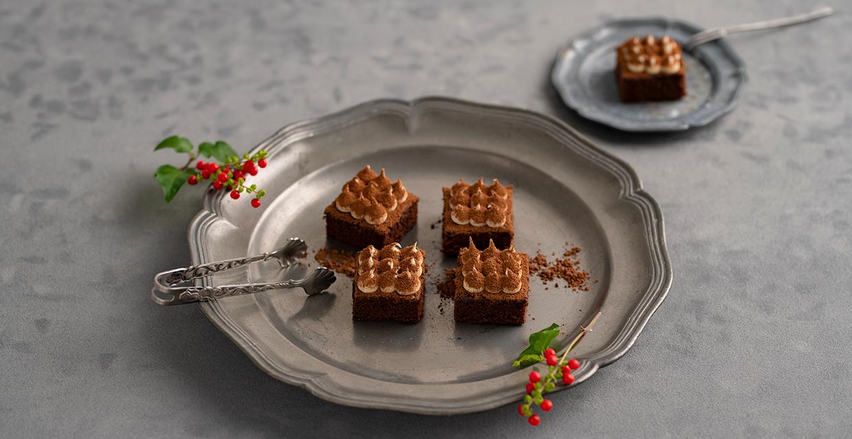 KINEEL CUTE CUBE CAKE Chocolate